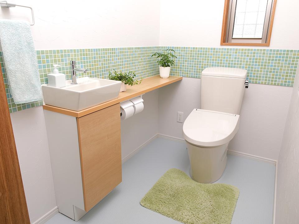 トイレまわり工事